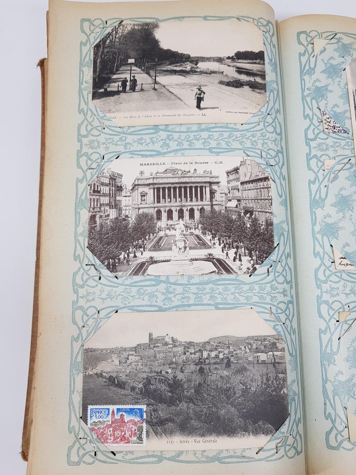 VENTE DE TIMBRES et cartes postales anciennes